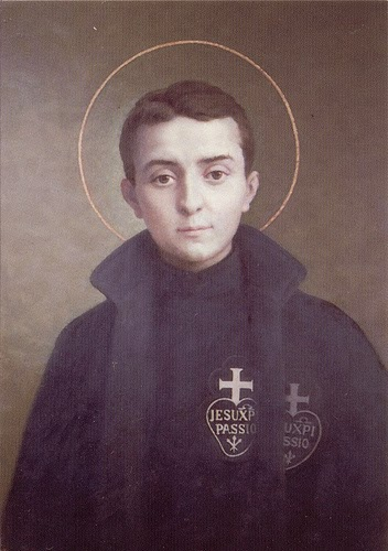 St. Gabriel Francis Possenti