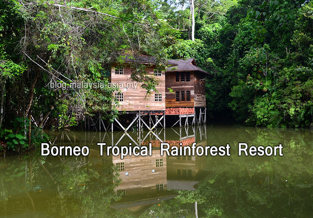 Borneo Tropical Rainforest Resort Sarawak