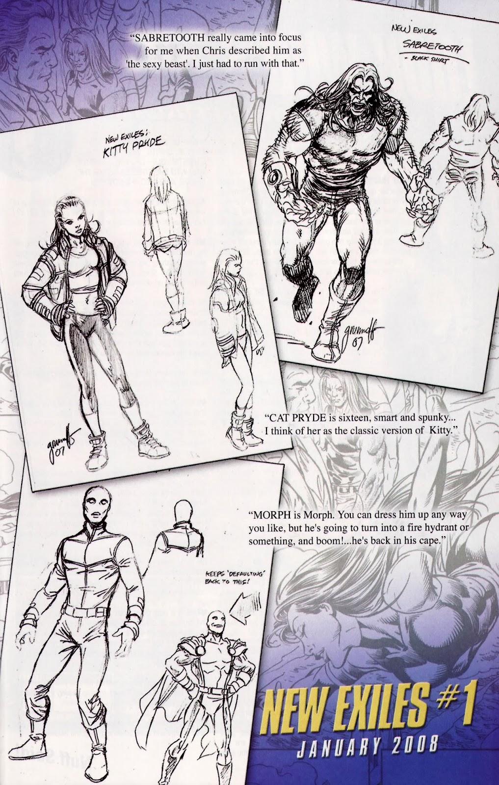 Read online Wolverine (2003) comic -  Issue #59 - 28