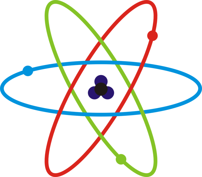 atoms and molecules coloring pages - photo#36