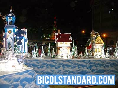 Christmas 2014 in Naga City