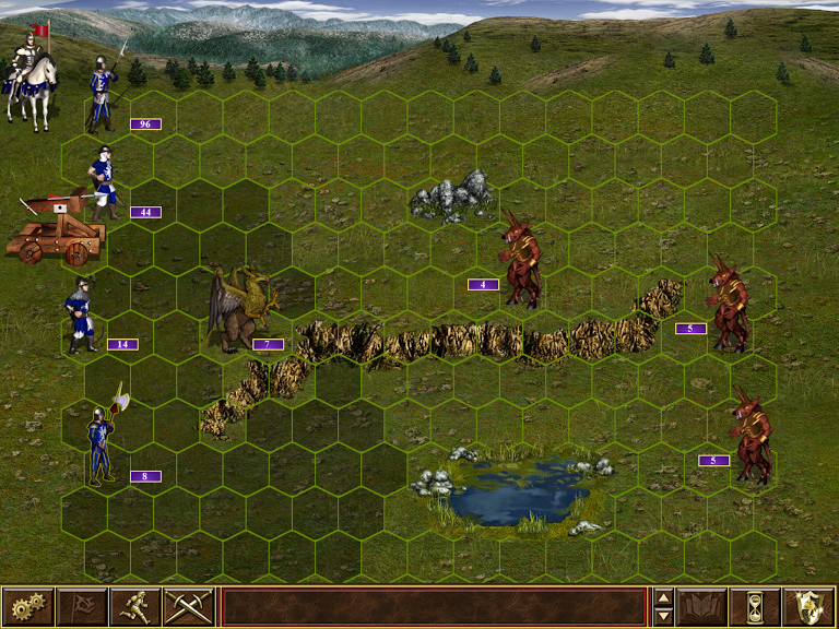 Heroes of Might & Magic III HD iPad Game Review