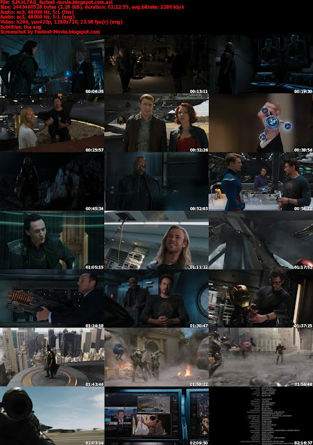 Infinity War Trailer 2 Subtitles