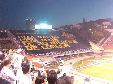 Corinthians Paulista do meu coração!