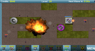 juego big guns tower defense windows phone