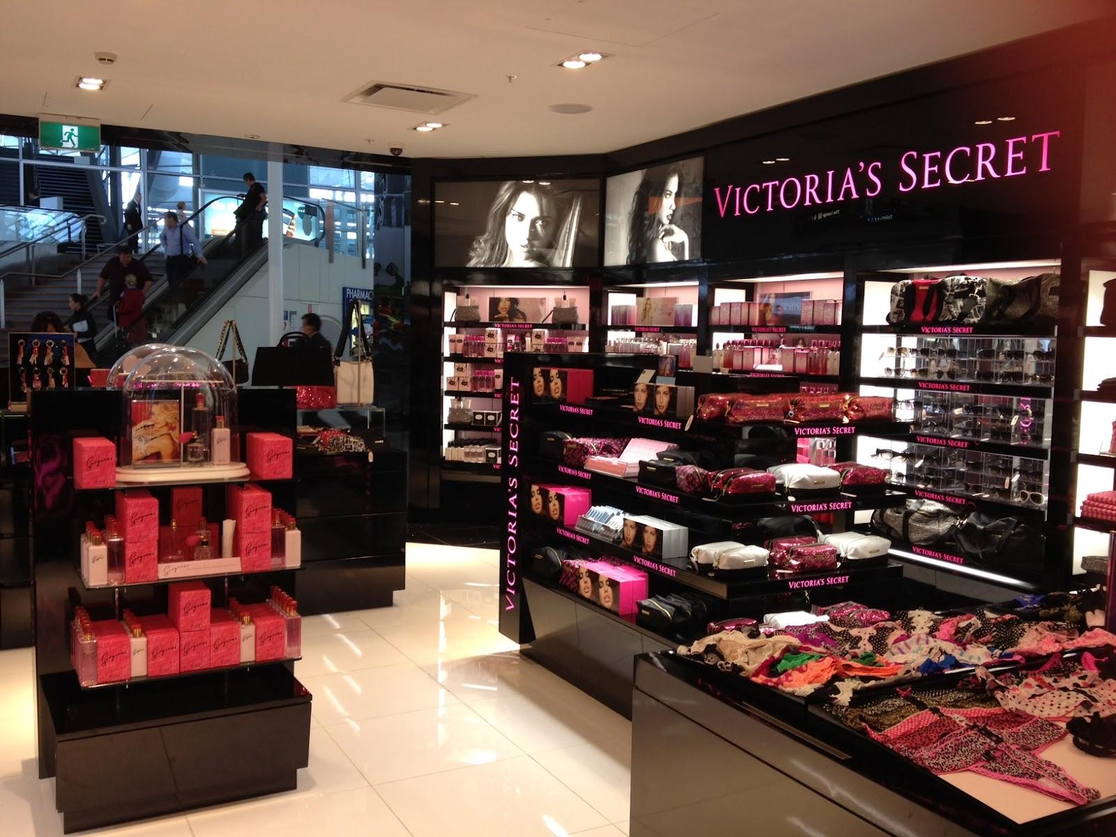 Victoria S Secret Store In Sydney Australia