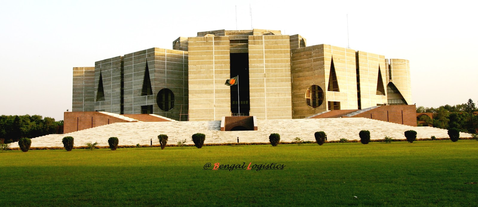 significant modern architectures bangladesh