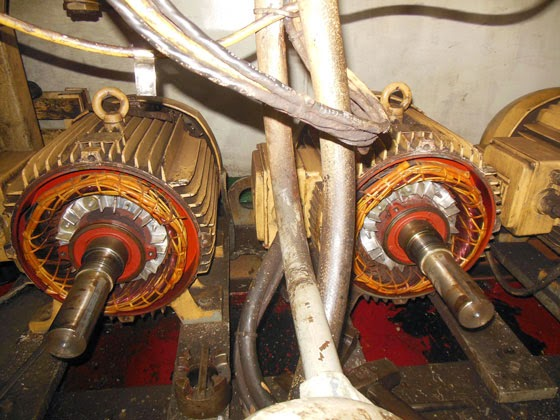 Классификация двигателей переменного тока и их механические характеристики
