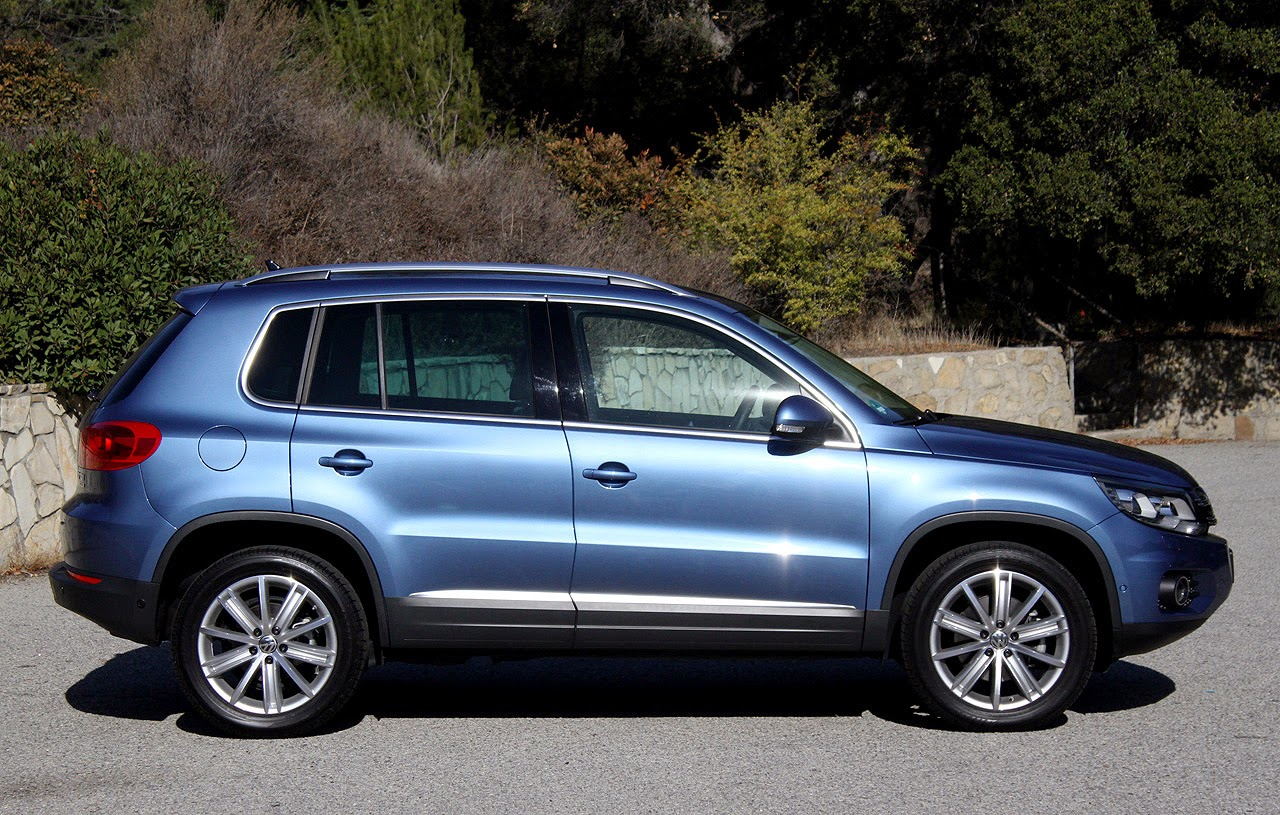automotiveblogz 2014 volkswagen tiguan tdi photos. Black Bedroom Furniture Sets. Home Design Ideas