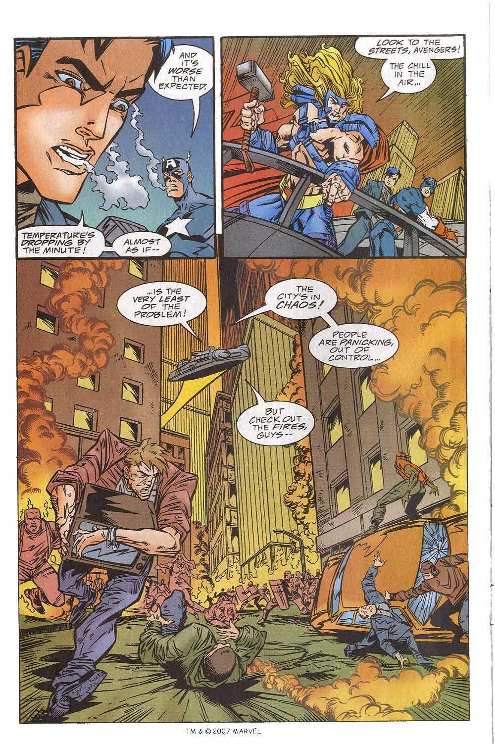 Captain America (1968) Issue #449c #405 - English 30