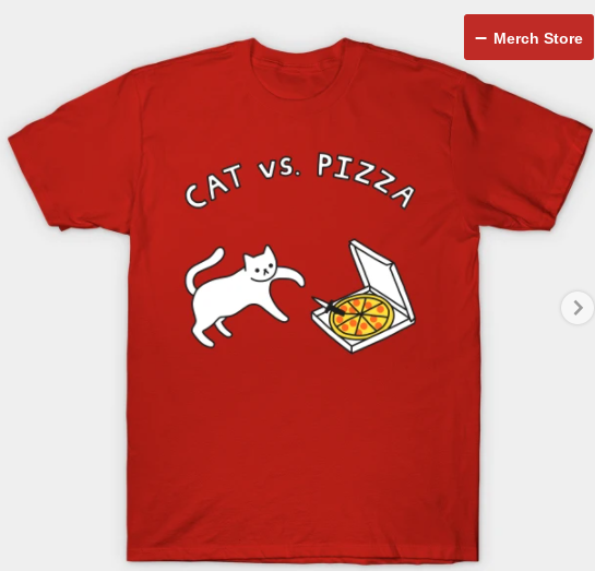 CAT vs. PIZZA