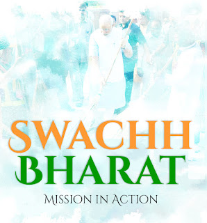 swachh bharat mission in action banner