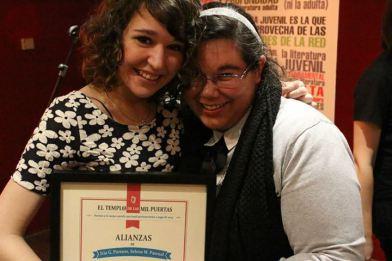 Entrevistando (de nuevo) a... Iria G. Parente y Selene M. Pascual [#UnaSemanaDePiedra]