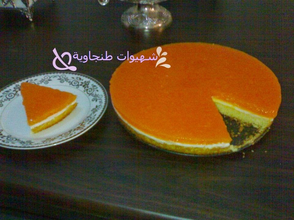 بالبرتقال رائع وسهل