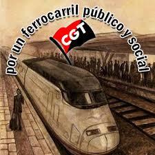 """CGT, un sindicato de """"chichinabo"""" deja tirados a miles de viajeros al suprimirse 707 trenes"""