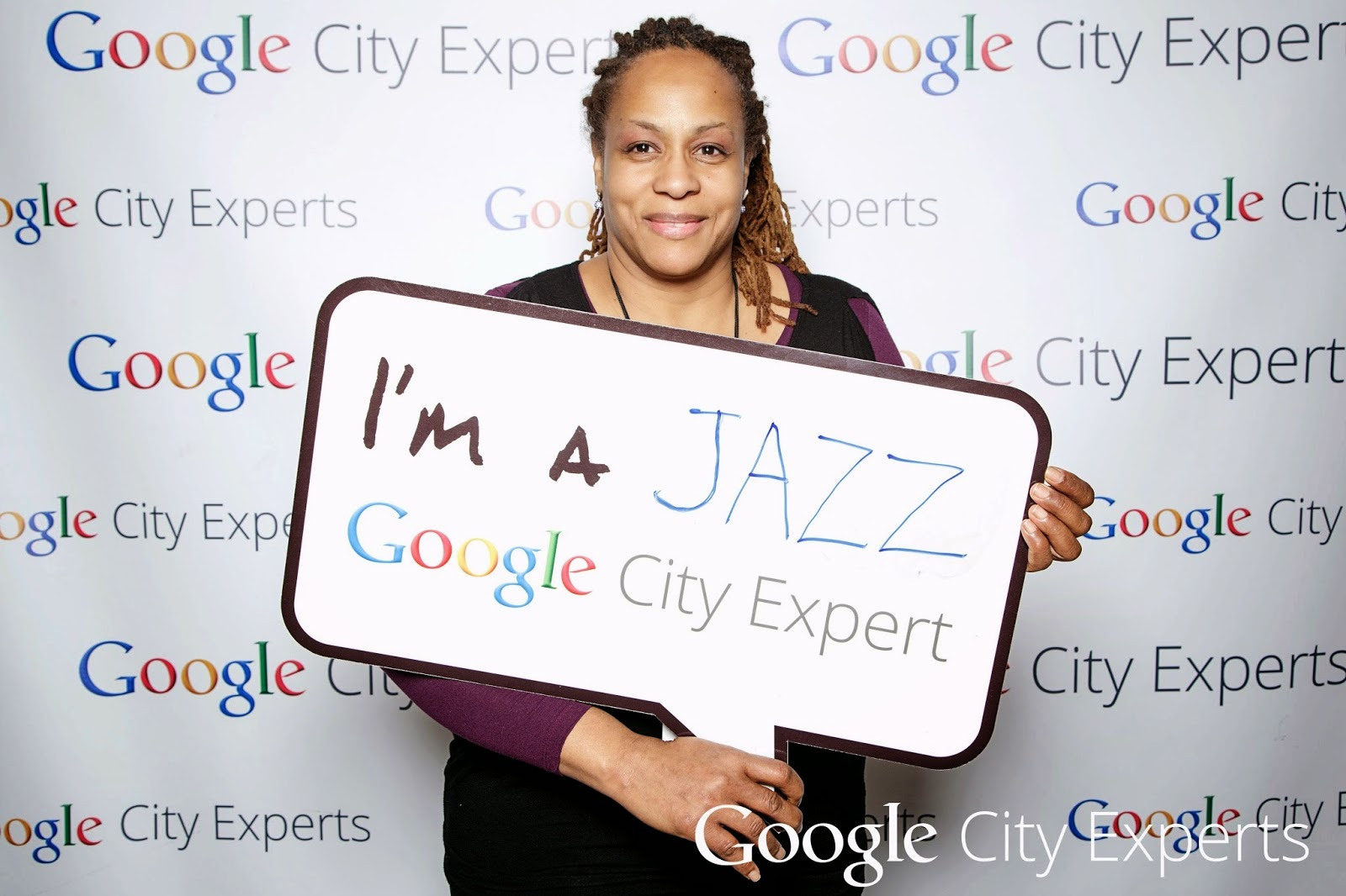 I am a Jazz Google City Expert