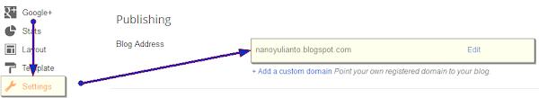 URL Setting > Basic