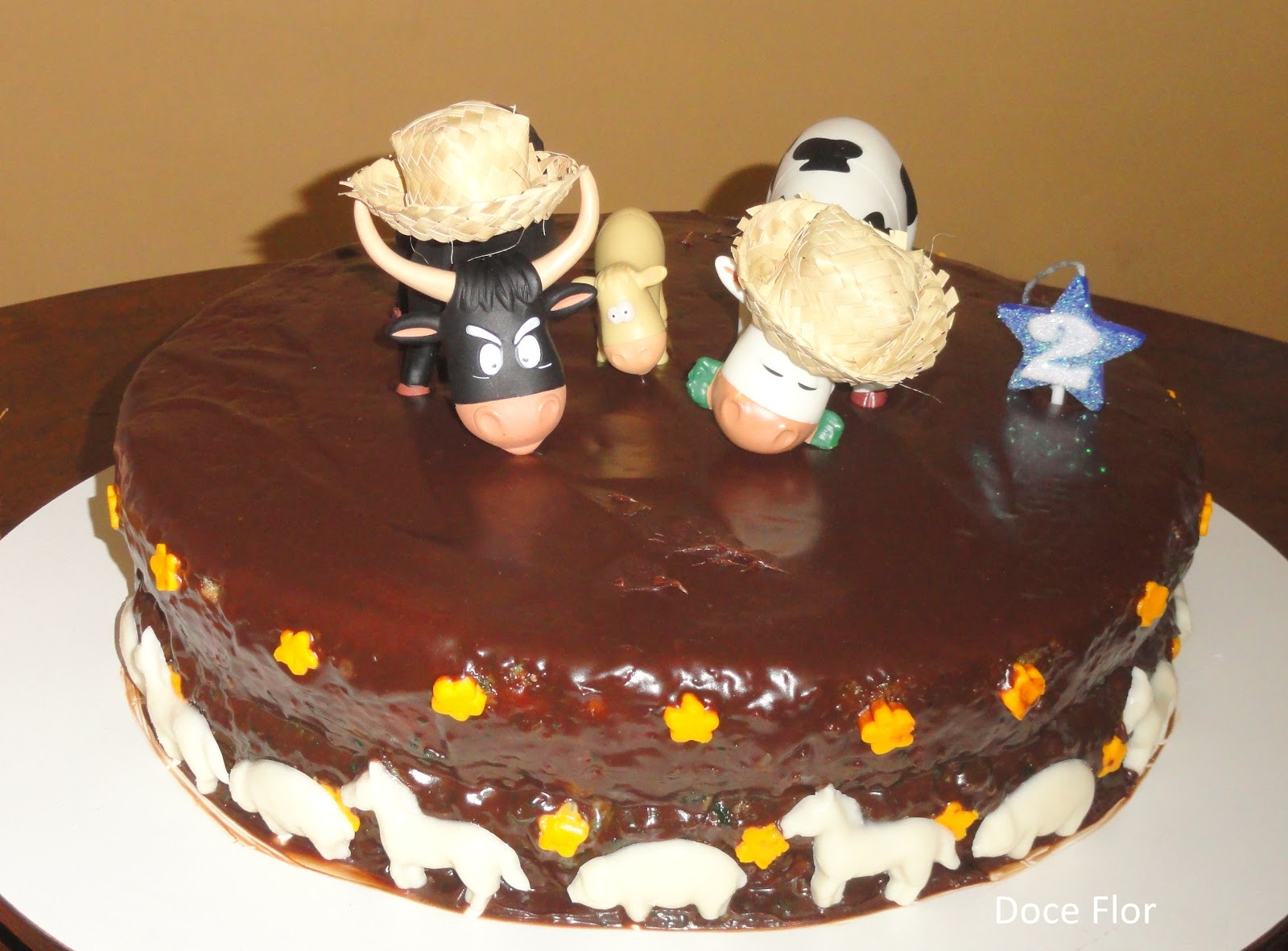 Feliz Aniversário wandheyr!!! Bolo