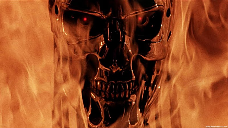 ... Photo Art: Terminator Wallpapers, HD, Widescreen, Desktop Backgrounds