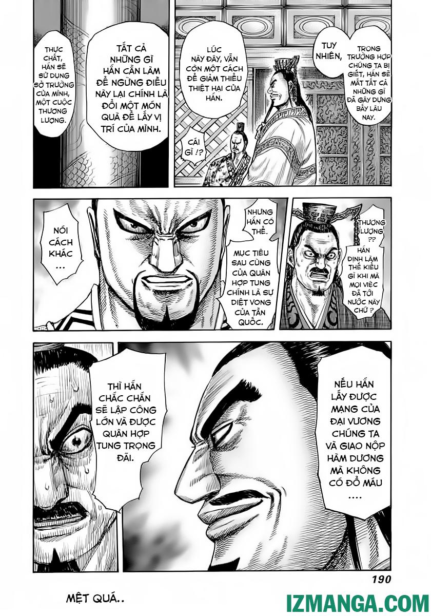 Kingdom - Vương Giả Thiên Hạ Chapter 326 page 21 - IZTruyenTranh.com