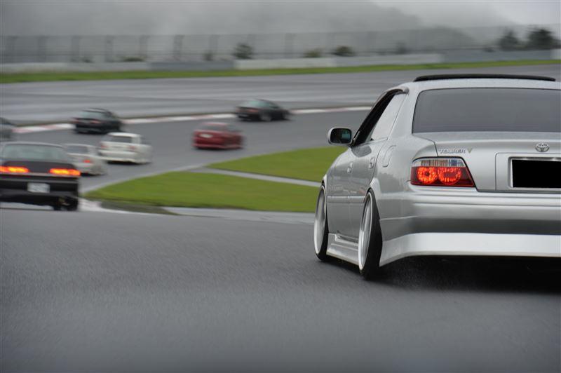 Toyota Chaser Tourer V JZX100, drift, wyścigi, japońska motoryzacja, najlepsze samochody do sportu, tory wyścigowe