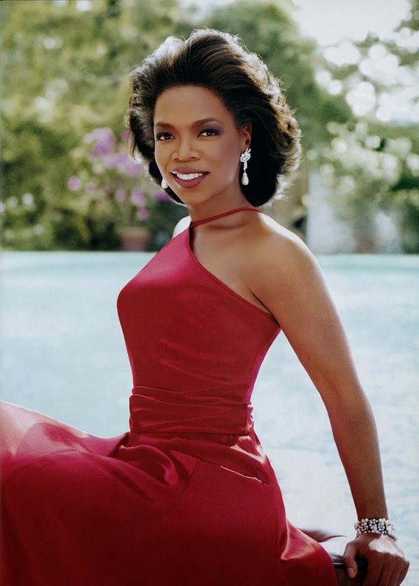 Oprah Winfrey S Vintage Vogue 1998 Cover Fashion Rehab