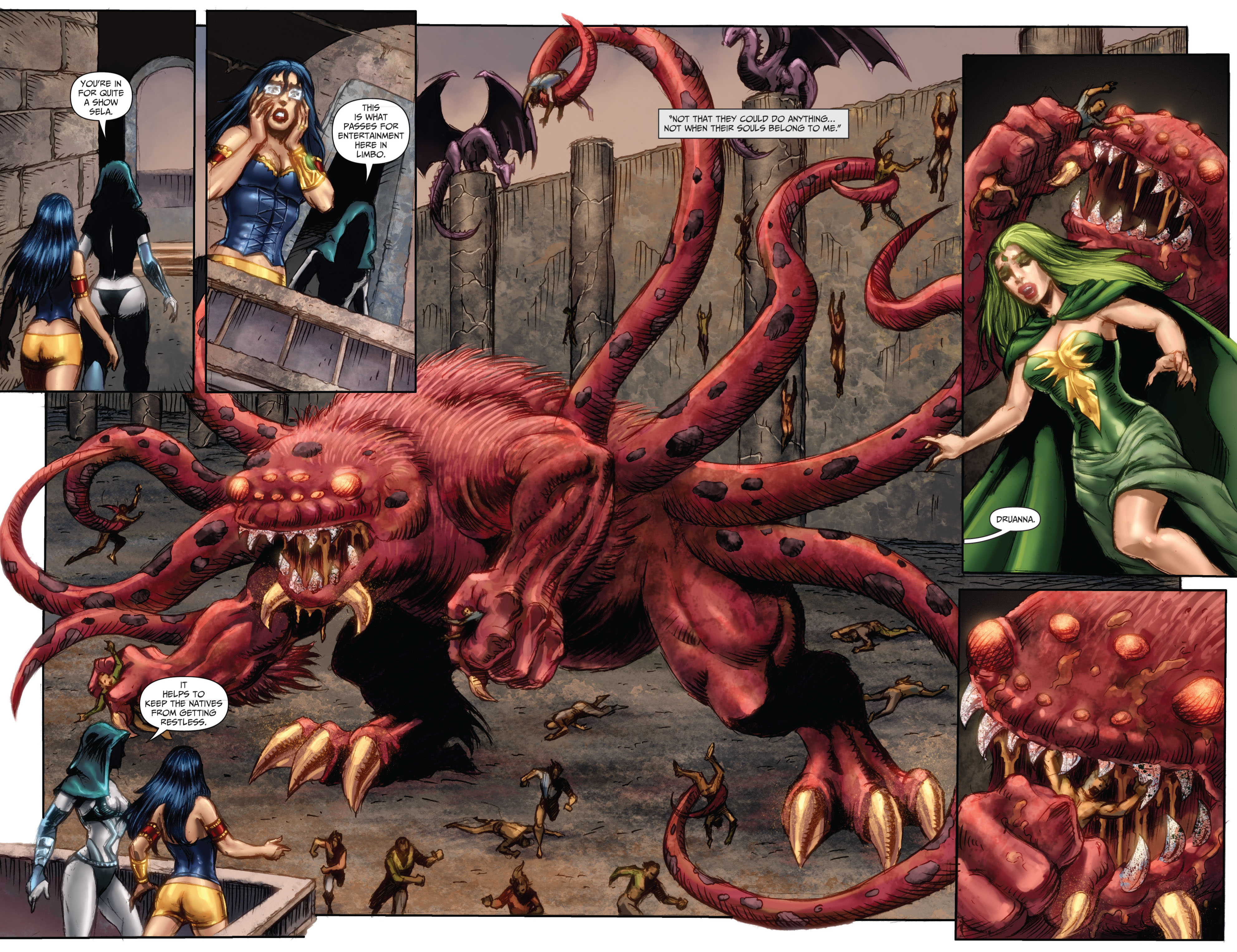 Grimm Fairy Tales (2005) Issue #67 #70 - English 14