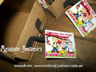 Masakote Souvenirs Infantiles