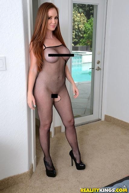 Jessica Rayne - Naughty in net (Milf Hunter)