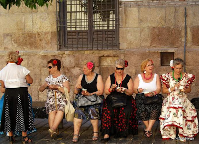 joyous women in cordoba