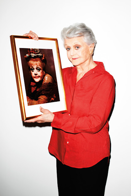 Angela Lansbury by Terry Richardson-3