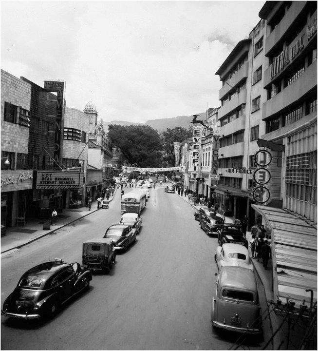 AVENIDA 1 DE MAYO 1955  Medellin -Colombia
