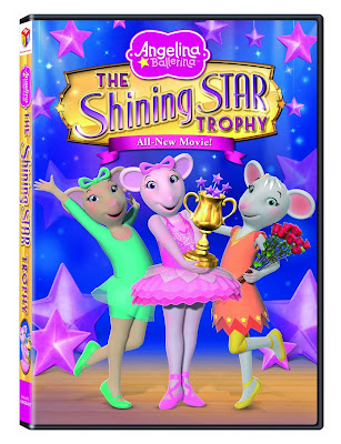 Angelina Ballerina: Shining Star Trophy