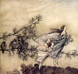 Fairies, Arthur Rackham