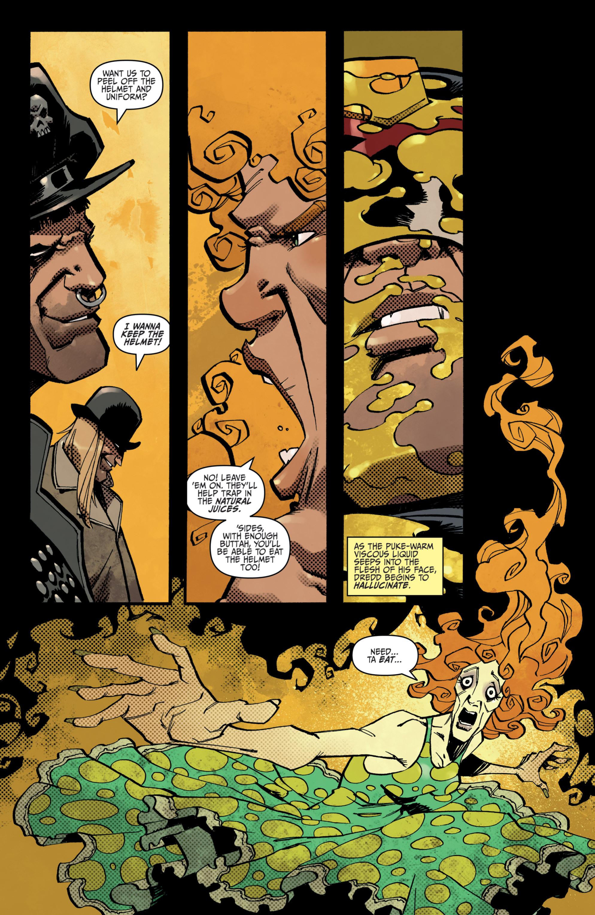 Read online Judge Dredd (2012) comic -  Issue # _TPB 3 - 65