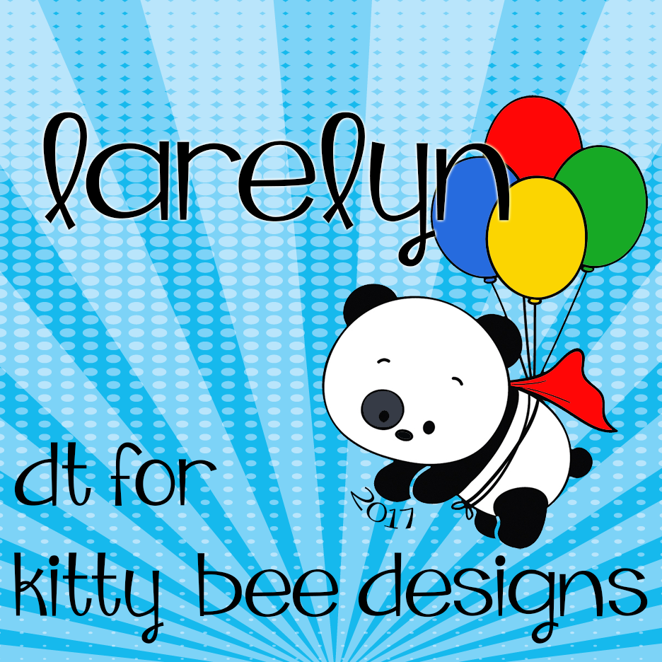 I'm designing for Kitty Bee Designs