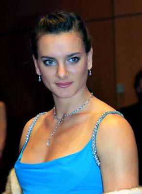 Yelena Isinbayeva Hot