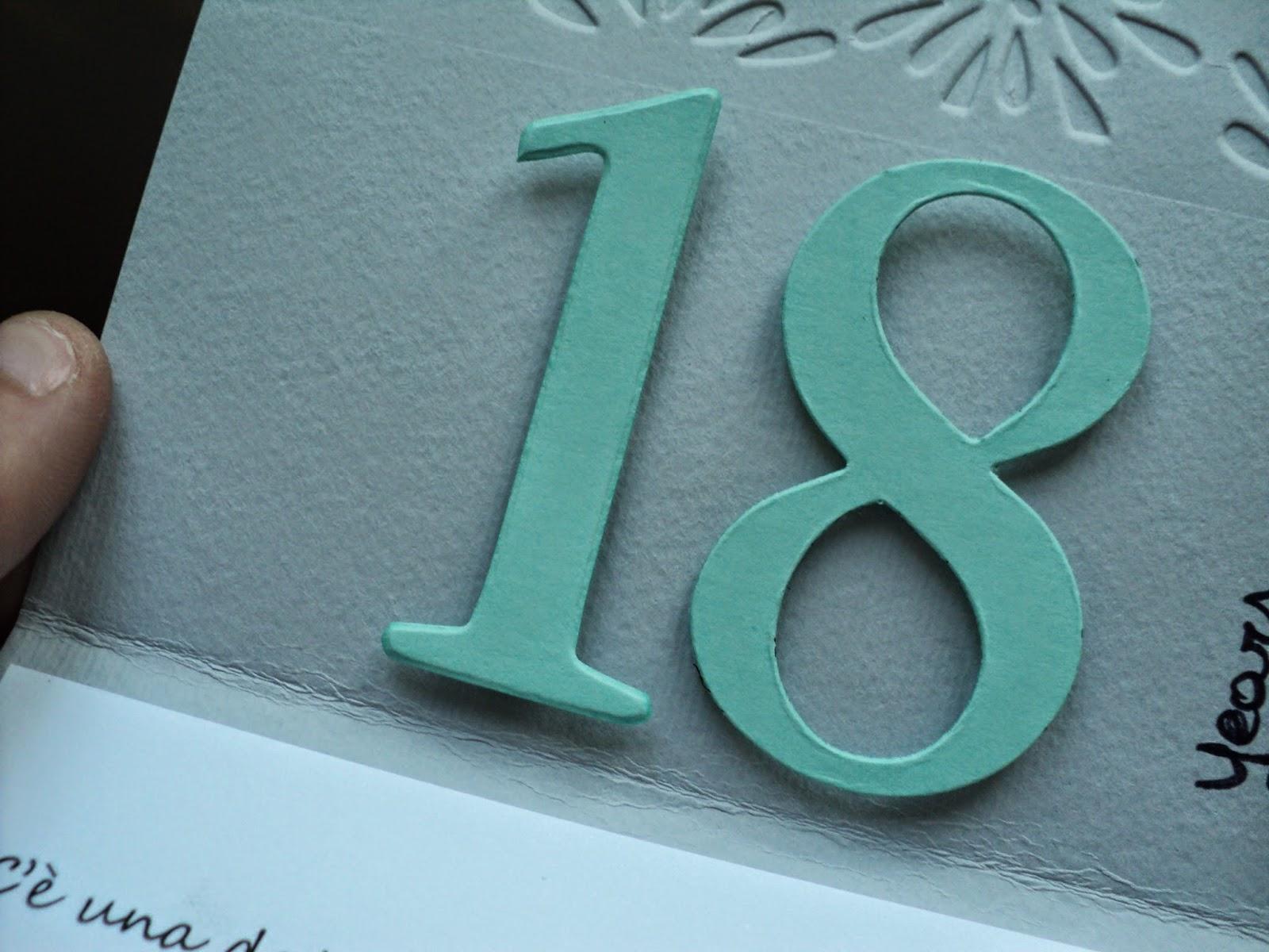Top Federica Sisinno - Creativa Fede: Inviti 18 anni!!! JF45