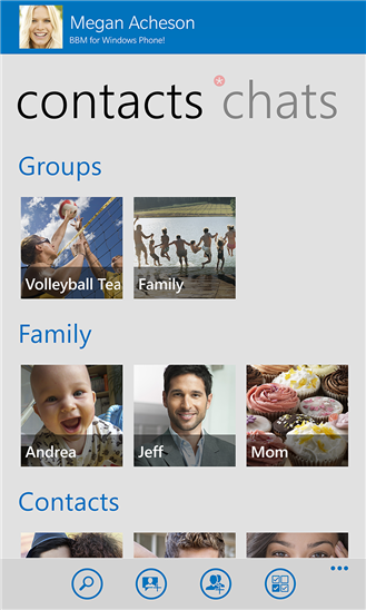 Download BBM Untuk Windows Phone Beta