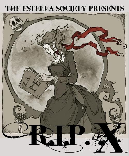 R.I.P. X - Literary reading Challenge
