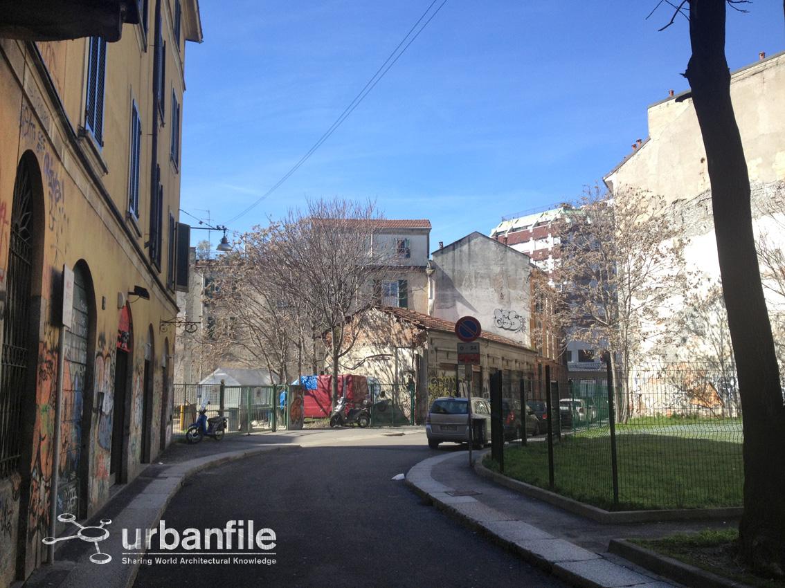 urbanfile milano via scaldasole quale squallore