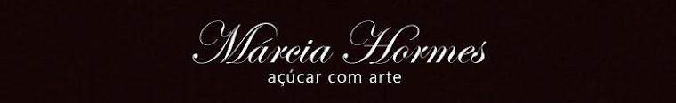 Marcia Hormes - Açúcar com arte