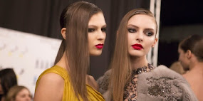 Monique Lhuillier Autumn/Winter 2015: Get the Hair Looks!