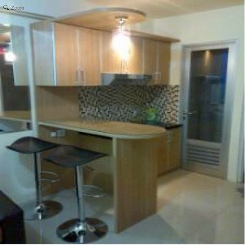 Jasa Pembuatan Kitchen Set Untuk Apartemen Di Jakarta