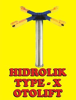 HIdrolik Type-X Otolift