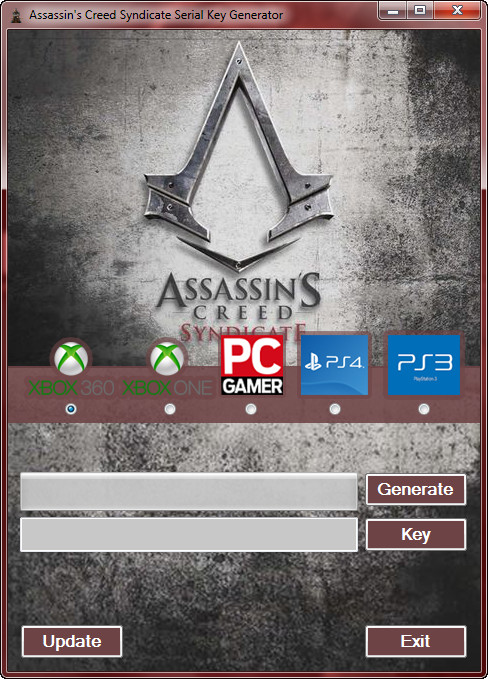 assassins creed syndicate activation product key