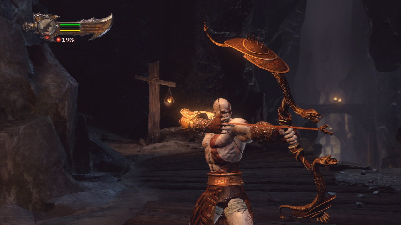 deadliest warrior deathmatch batman vs kratos bios