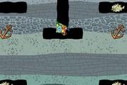 Sünger Bob Deniz Canavarları Oyunu