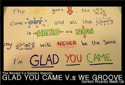 The Wanted V.s Sympho Nympho - Glad You Came V.s We Groove (Gerson Ricardo Mash Up)