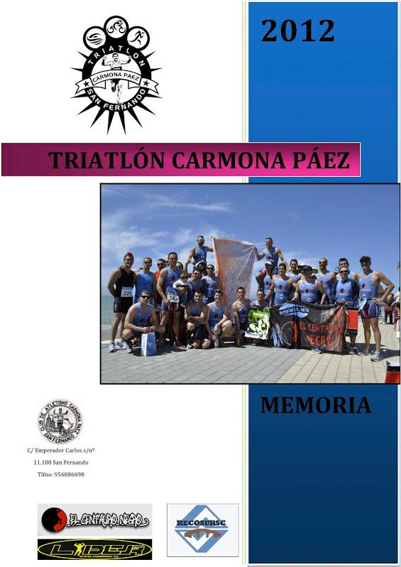 MEMORIAS 2012